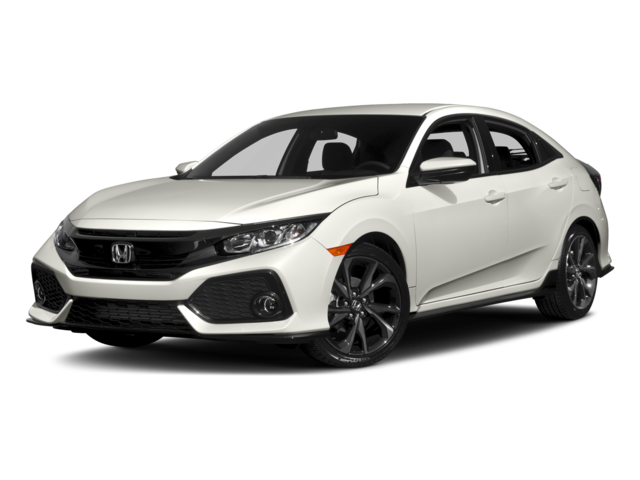 2017 Honda Civic Sport 4D Hatchback