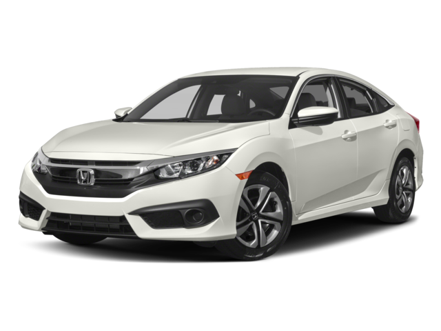 2017 Honda Civic LX 4D Sedan