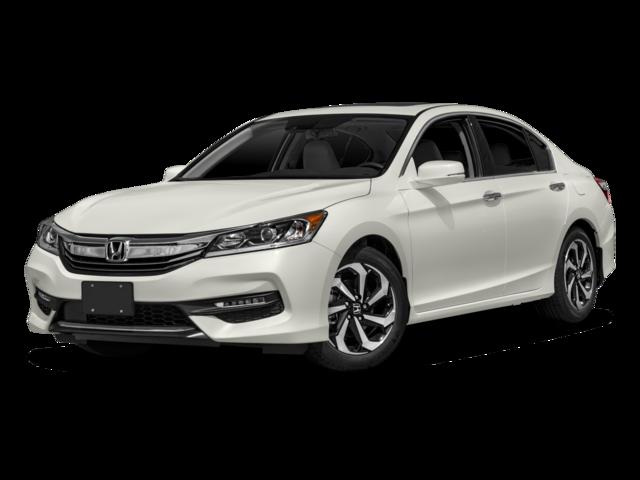 2017 Honda Accord Sedan EX-L V6 Four-Door Sedan