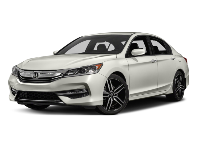 2017 Honda Accord Sport 4D Sedan