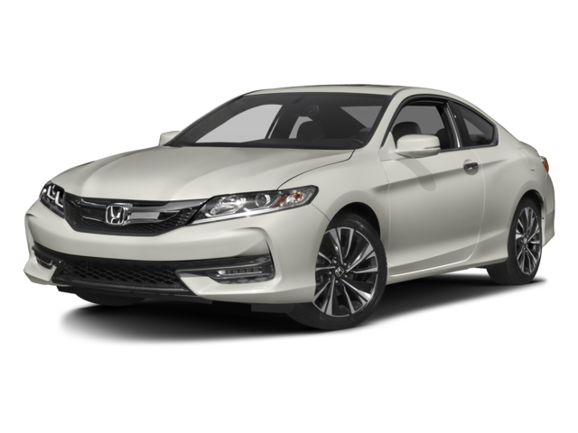 2017 Honda Accord EX-L 2D Coupe