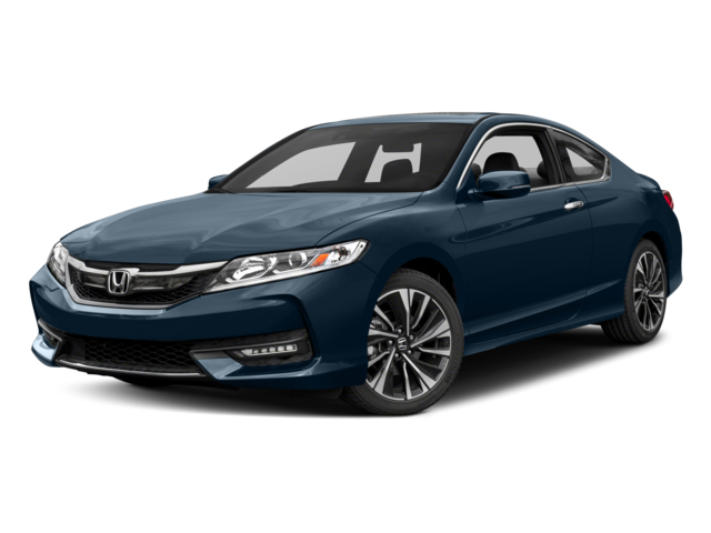 2017 Honda Accord Coupe EX-L V6 Two-Door Coupe