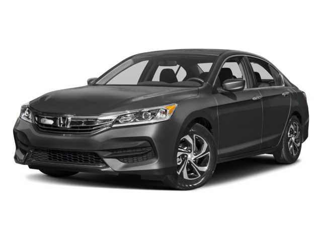 2017 Honda Accord LX 4D Sedan
