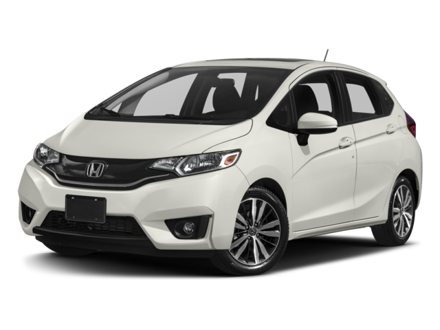 2017 Honda Fit EX 4D Hatchback
