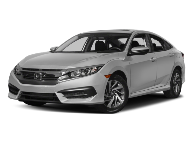 2017 Honda Civic EX 4D Sedan