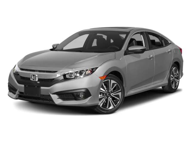 2017 Honda Civic EX-L 4D Sedan