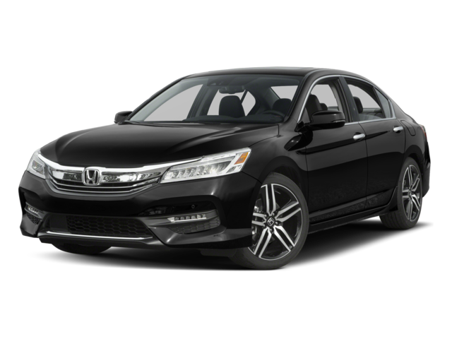2017 Honda Accord Touring 4D Sedan