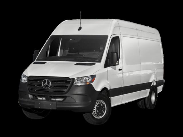 New 2021 Mercedes-Benz Sprinter Cargo 3500