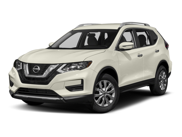 New 2017 Nissan Rogue S