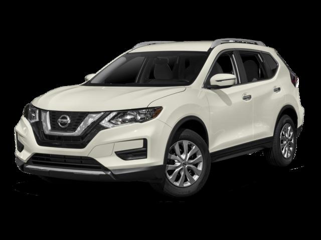New 2017 Nissan Rogue S JN8AT2MV4HW012338 AWD