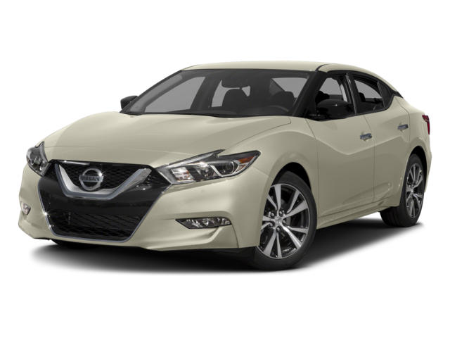 New 2017 Nissan Maxima SV With Navigation
