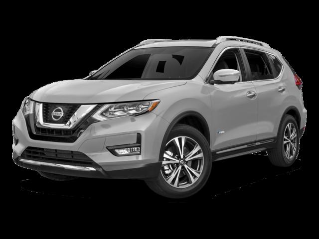 New 2017 Nissan Rogue Hybrid SV