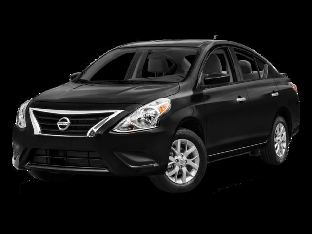 New Nissan Versa Sedan S
