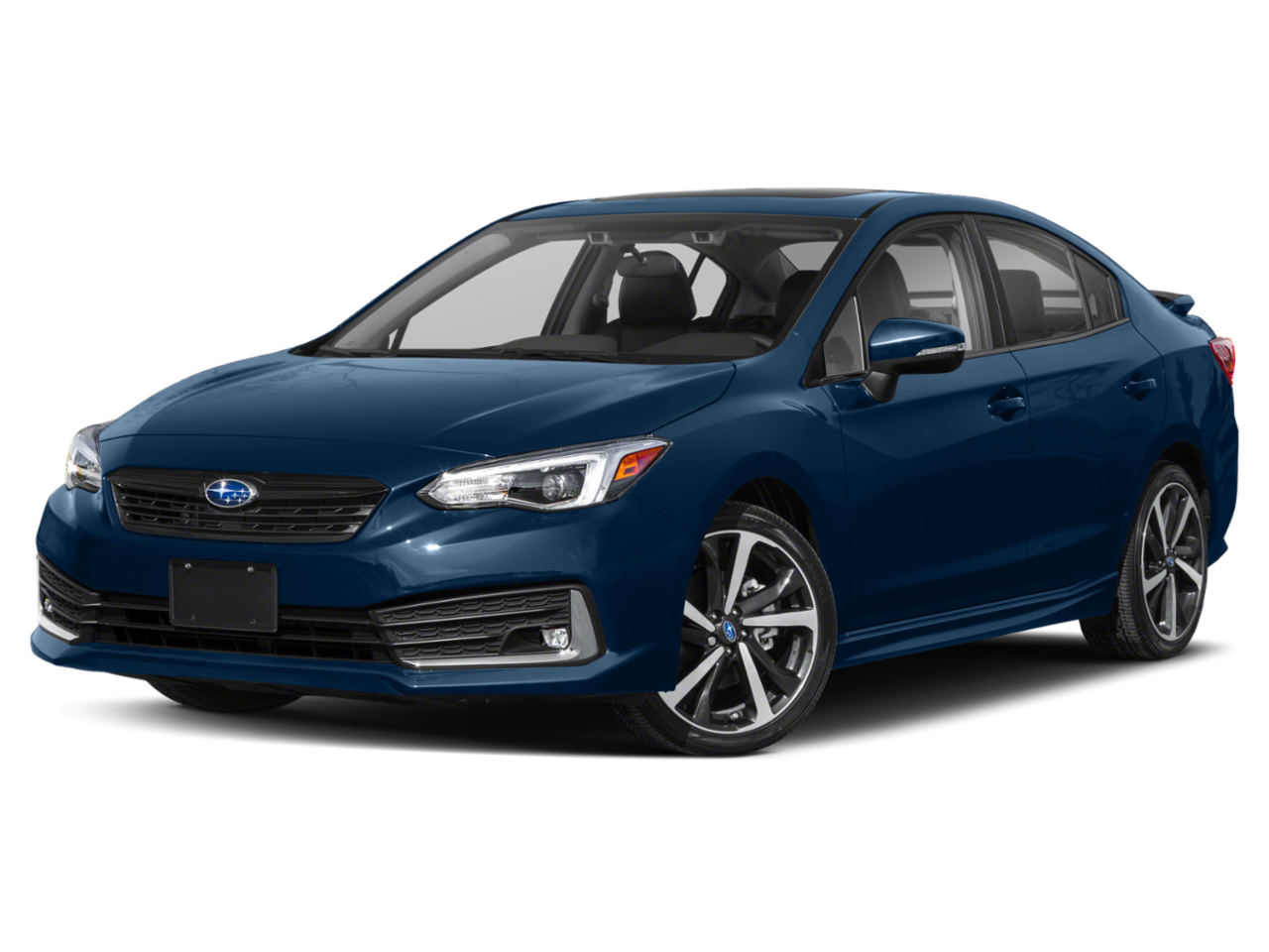 2020 Subaru Impreza Sport 4dr Car