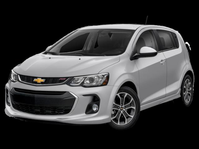 2020 Chevrolet Sonic LT w/1SD 4D Hatchback