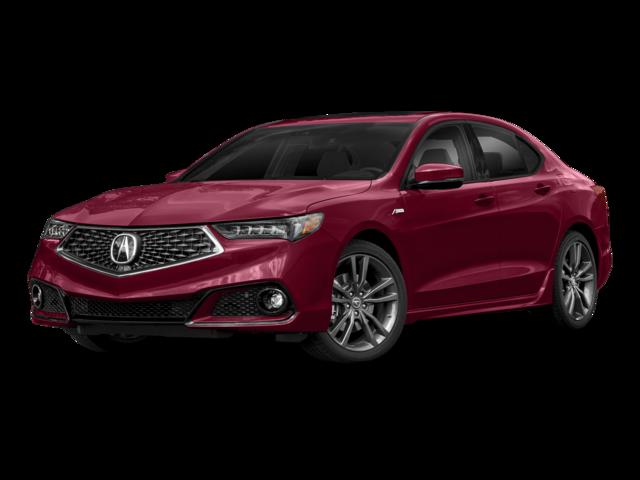 2018 Acura TLX SH-AWD V6 A-Spec 4dr Car