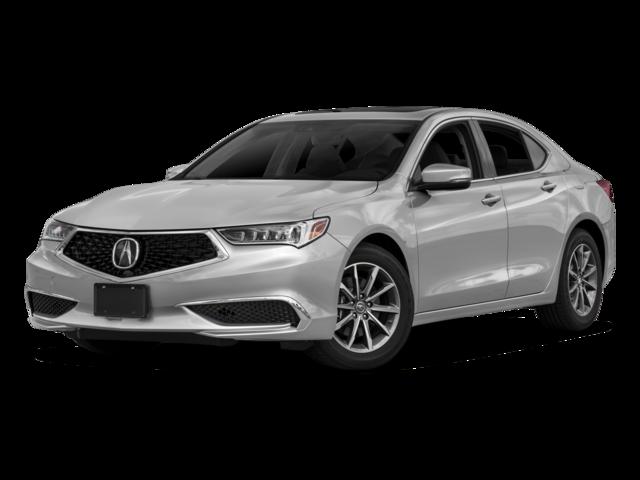 2018 Acura TLX FWD w/Technology Pkg 4dr Car