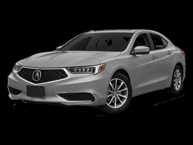 2018 Acura TLX 2.4L 4D Sedan