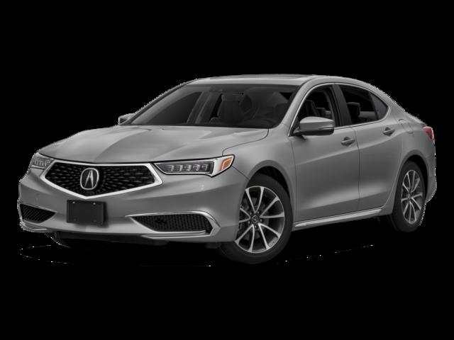 2018 Acura TLX FWD V6 w/Technology Pkg 4dr Car