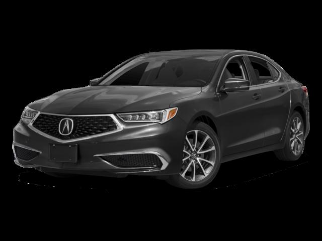 2018 Acura TLX V6 Sedan