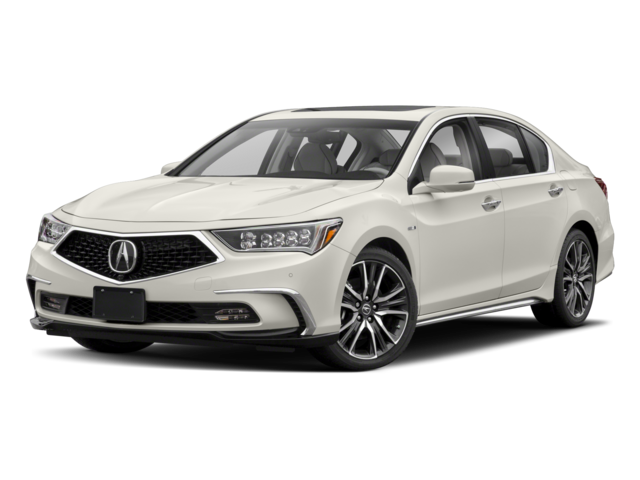 2018 Acura RLX Sport Hybrid Sport Hybrid SH-AWD with Advance Package 4D Sedan