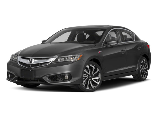 2018 Acura ILX Premium & A-SPEC Packages Sedan