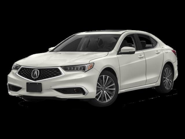 2018 Acura TLX ADVANCE Sedan