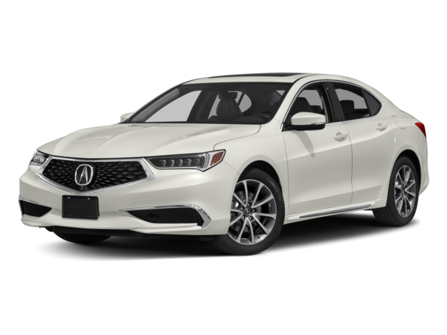 2018 Acura TLX 3.5L SH-AWD w/Tech Pkg 4-Door Sedan