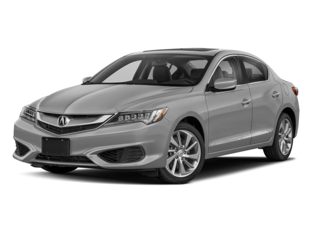 2018 Acura ILX Base 4dr Car