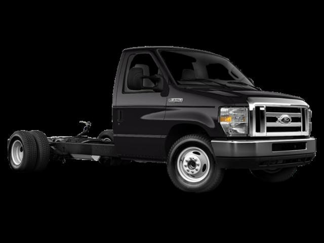 2019 Ford E-Series Cutaway E-450 DRW WB Specialty