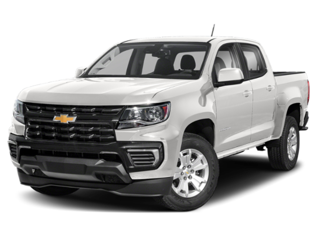 New 2021 Chevrolet COLORADO Z71 CREW SH BOX