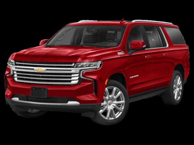 New 2021 Chevrolet Suburban LT