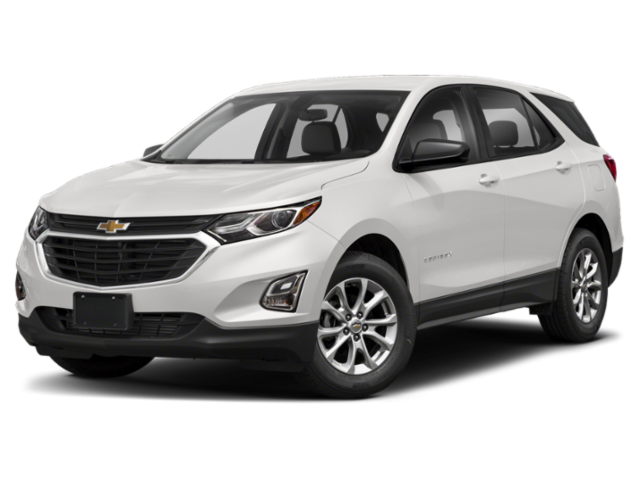 New 2021 Chevrolet Equinox AWD 4dr LS w/1LS