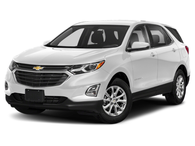 New 2021 Chevrolet Equinox AWD 4dr LT w/1LT AWD