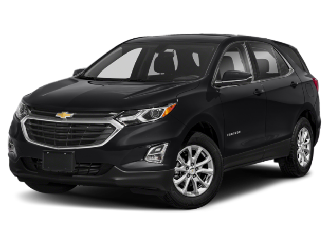 New 2021 Chevrolet Equinox LT FWD 4D Sport Utility 6-Speed Automatic Electronic with Overdrive