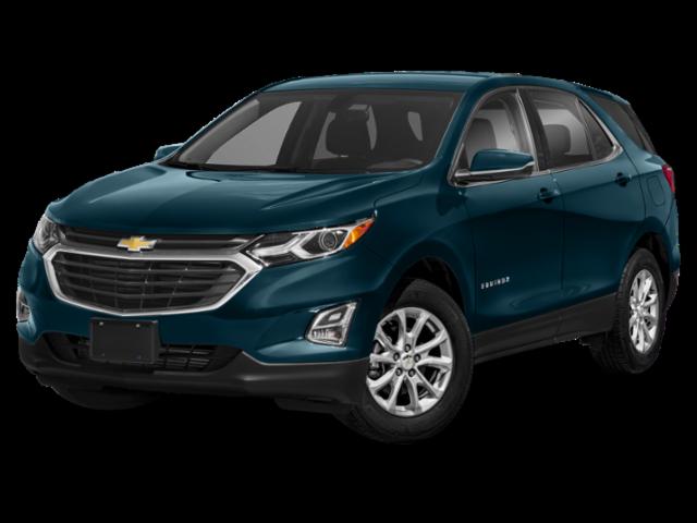 New 2021 Chevrolet EQUINOX LT 1.5T