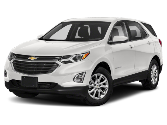 New 2021 Chevrolet Equinox AWD 4dr LT w/1LT