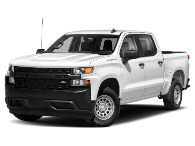 New 2021 Chevrolet Silverado 1500 Work Truck