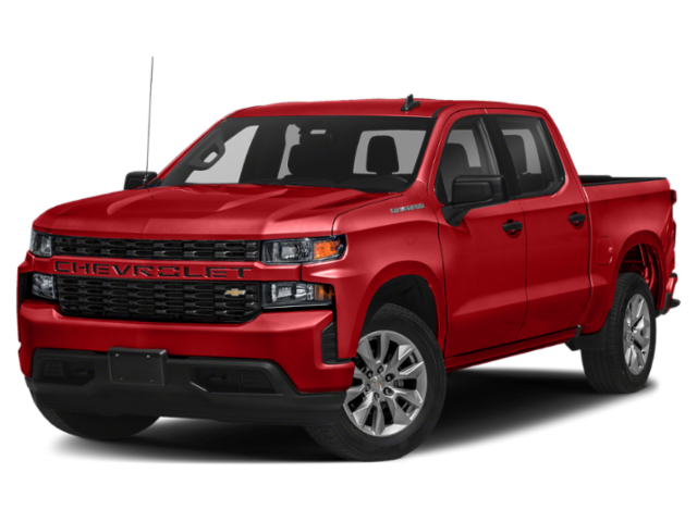 New 2021 Chevrolet Silverado 1500 Custom 4WD