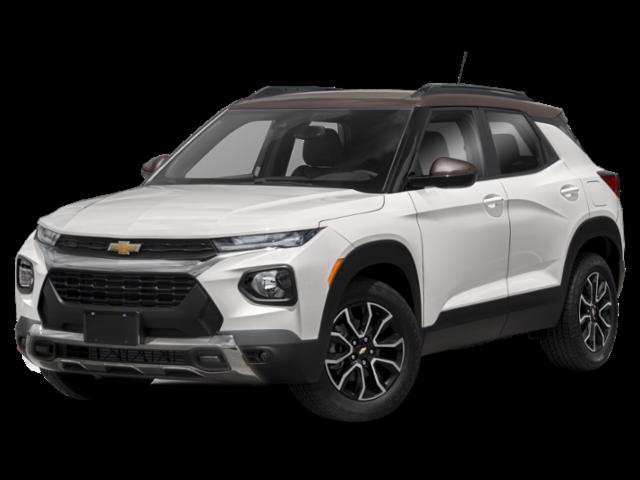 New 2021 Chevrolet TrailBlazer