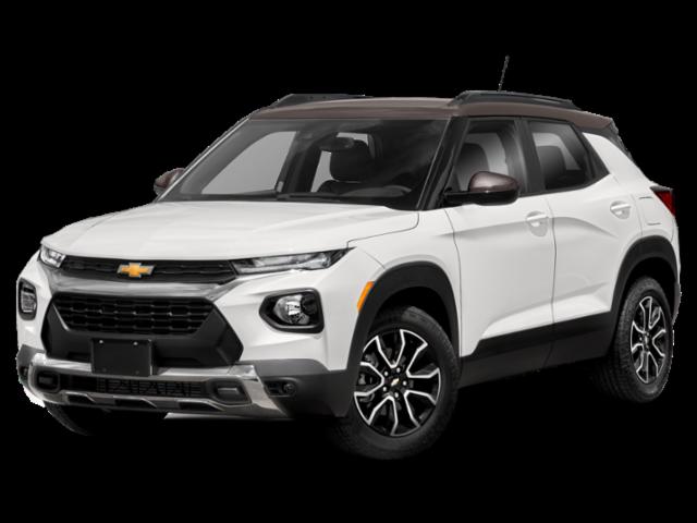 New 2021 Chevrolet TrailBlazer AWD 4dr LS