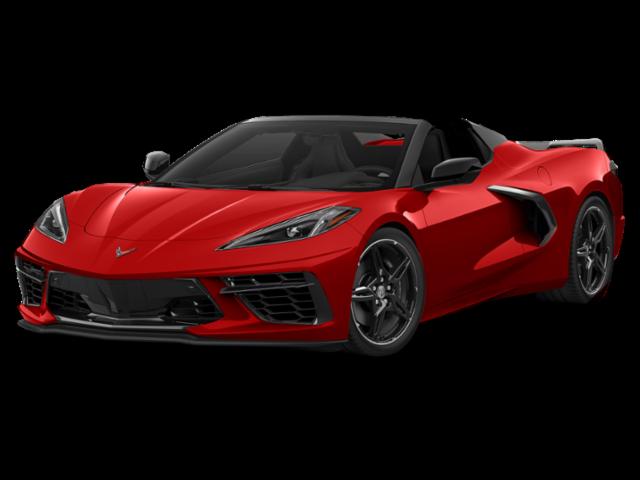 New 2021 Chevrolet Corvette 3LT
