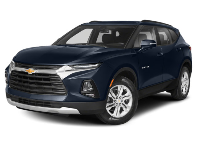 New 2021 Chevrolet Blazer LT All Wheel Drive SUV