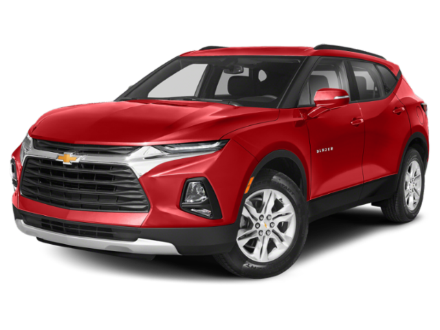 New 2021 Chevrolet Blazer RS With Navigation & AWD