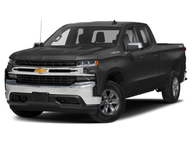 New 2021 Chevrolet Silverado 1500 4WD Double Cab 147 LT
