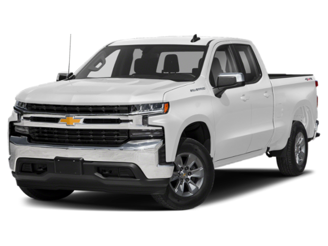 New 2021 Chevrolet Silverado 1500 4WD Double Cab 147 LT