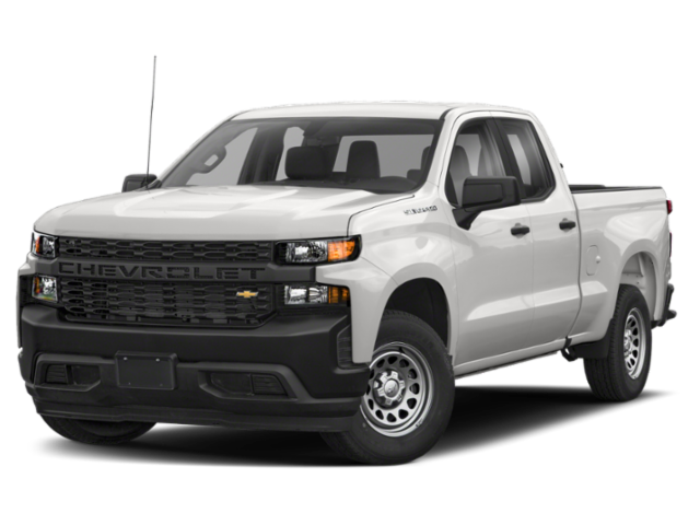 New 2021 Chevrolet Silverado 1500 Work Truck Four Wheel Drive Pick up