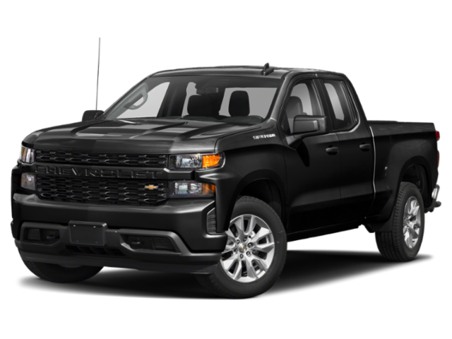 New 2021 Chevrolet Silverado 1500 Custom Four Wheel Drive Pick up