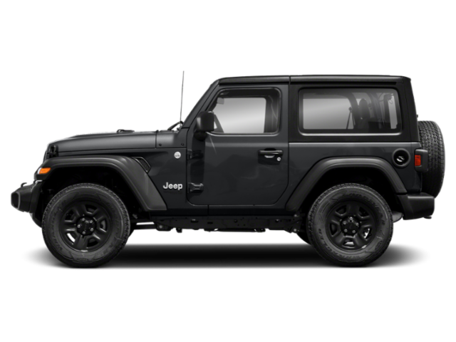 New 2020 JEEP Wrangler 2DR 4WD