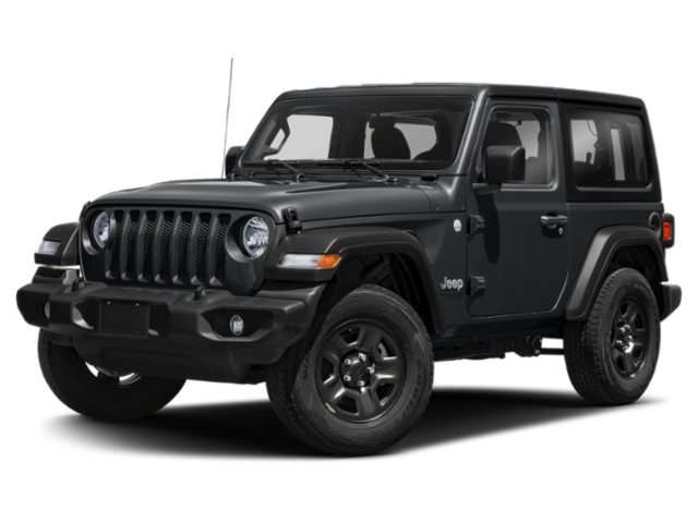 2020 JEEP Wrangler Black and Tan Sport Utility